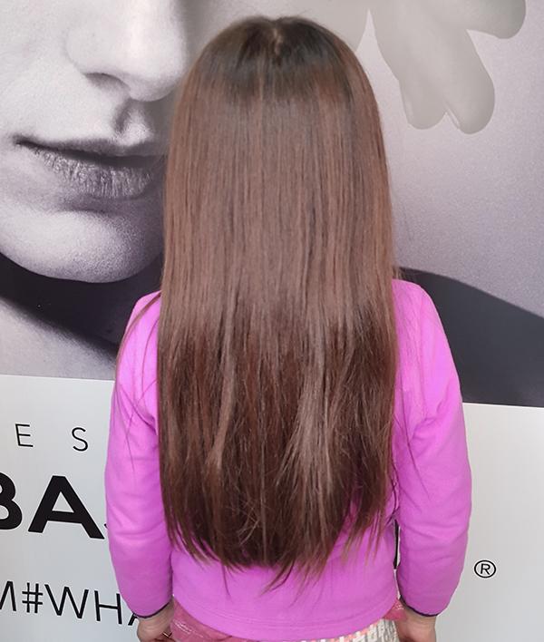 alisador de cabello