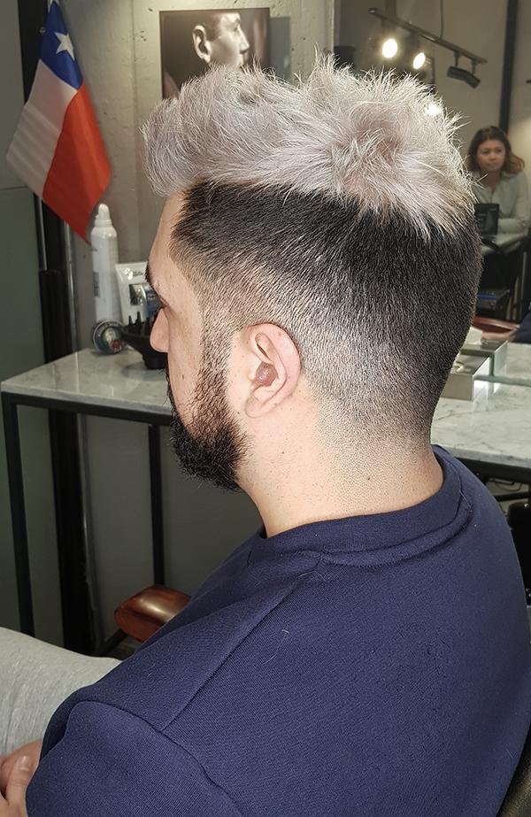 Barbería profesional just for men