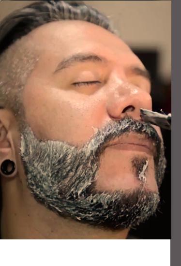 barbería profesional