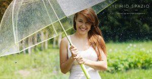 cuidado del cabello en días de lluvia