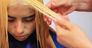 consecuencias de la decoloración del cabello