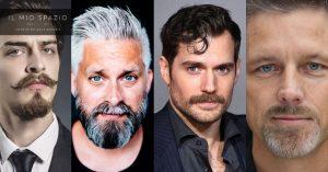 estilos de barba para hombres